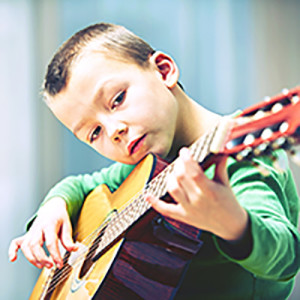 Childrenguitarlessons
