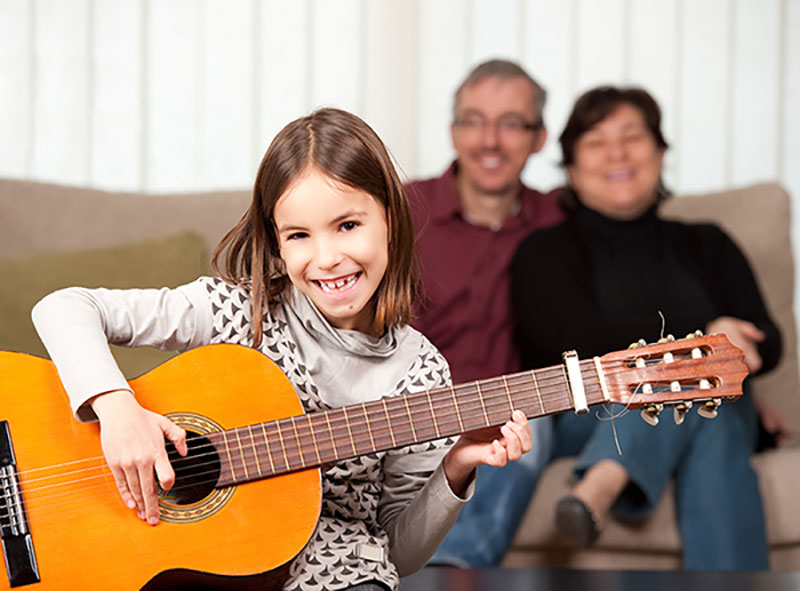 Children guitar Lessons